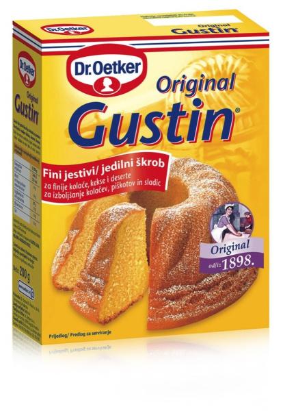 Gustin Dr Oetker