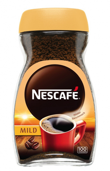 marketing research nescafe mild Last year, nescafé's share of the instant coffee market fell to 443% from a  a  chilled coffee milk drink that will be launched in europe before a.