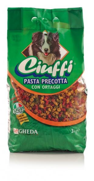 "Résultat de recherche d'images pour ""Gheda Ciuffi Pasta Precotta con Ortaggi"""